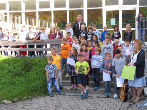 Schulleben Grundschule Pfronten